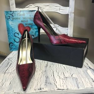 Michael Antonio high heels Nwt